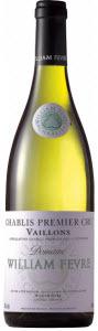 Domaine William Fèvre Chablis Vaillons Premier Cru 2011 Bottle