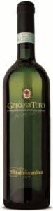Mastroberardino Greco Di Tufo 2011 Bottle
