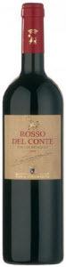 Tasca D'almerita Regaleali Rosso Del Conte 2007, Doc Sicilia Bottle