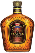 Crown Royal Maple Finished Bottle