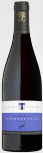 Tawse Van Bers Vineyard Cabernet Franc 2009, VQA Creek Shores Bottle