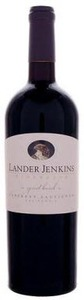 Lander Jenkins Spirit Hawk Cabernet Sauvignon 2010 Bottle
