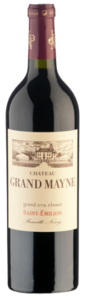 Château Grand Mayne 2009, Ac St Emilion Grand Cru Classé Bottle