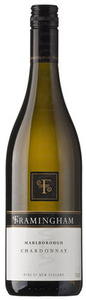 Framingham Chardonnay 2009, Marlborough, South Island Bottle