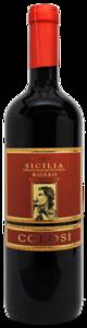 Colosi Rosso 2010, Igt Sicilia Bottle