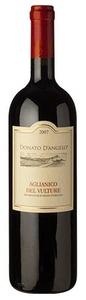 Donato D'angelo Aglianico Del Vulture 2008, Doc Bottle
