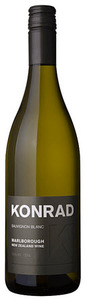 Konrad Sauvignon Blanc 2011, Marlborough, South Island Bottle