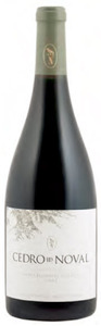 Cedro Do Noval 2008, Vinho Regional Duriense Bottle