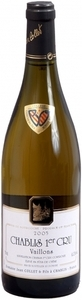 Domaine Jean Collet & Fils Vaillons Chablis 1er Cru 2010, Ac Bottle