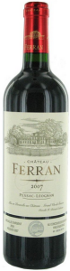 Château Ferran Rouge 2009, Ac Pessac Léognan Bottle