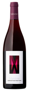 Malivoire Mottiar Vineyard Pinot Noir 2009, VQA Beamsville Bench, Niagara Peninsula Bottle