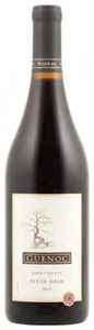 Langtry Guenoc Petite Sirah 2011, Lake County Bottle