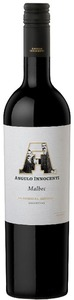 Angulo Innocenti Malbec 2010, La Consulta, Mendoza Bottle