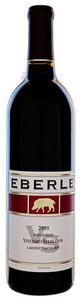 Eberle Cabernet Sauvignon/Syrah 2009, Paso Robles Bottle