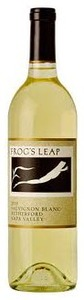Frog's Leap Sauvignon Blanc 2012, Rutherford, Napa Valley Bottle