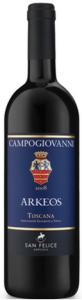 San Felice Arkeos Campogiovanni 2008, Igt Toscana Bottle