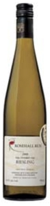 Rosehall Run Riesling Cuvee County 2011, VQA Ontario Bottle