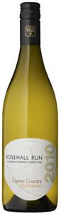 Rosehall Run Cuvée County Chardonnay 2010, VQA Prince Edward County Bottle