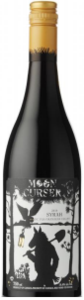 Moon Curser Syrah 2010, BC VQA Okanagan Valley Bottle