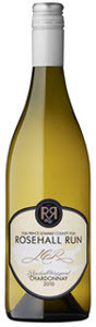 Rosehall Run J C R Rosehall Vineyard Chardonnay 2010, VQA Prince Edward County Bottle