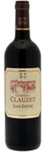 Chateau Clauzet 2001, St Estèphe Bottle
