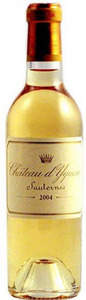 Chateau D'yquem 2004 (375ml) Bottle