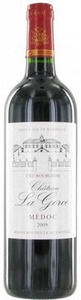 Chateau La Gorce 2009, Medoc (375ml) Bottle