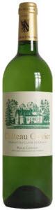Château Olivier Blanc 2007, Ac Pessac Léognan Bottle