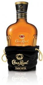 Crown Royal   Cask No 16 Cognac Finish Bottle