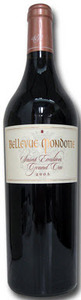 Chateau Bellevue Mondotte 2006, Saint Emilion Bottle