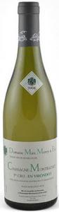 Chassagne Montrachet Ier Virondots   Dom Marc Morey 2011 Bottle