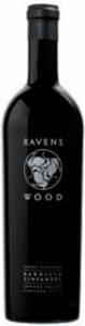 Ravenswood Barricia Zinfandel 2009, Single Vineyard, Sonoma Valley Bottle