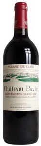 Chateau Pavie 2006, Saint Emilion Grand Cru Bottle