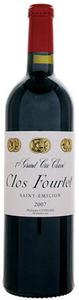 Clos Fourtet 2007, Saint Emilion Grand Cru Bottle