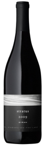 Stratus Syrah 2010, Niagara On The Lake Bottle