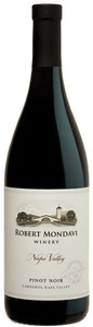 Robert Mondavi Pinot Noir 2010, Carneros, Napa Valley Bottle