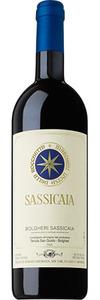 Sassicaia 1999, Doc Bolgheri Sassicaia Bottle