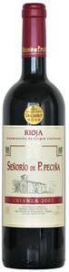 Hermanos Peciña Señorío De P. Peciña Crianza 2007, Doca Rioja Bottle
