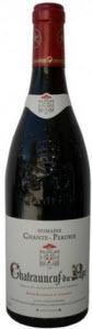 Chateauneuf Du Pape   Chante Perdrix 2010 Bottle