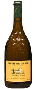 Chateauneuf Du Pape Blanc   Gardine Cuv Marie Leoncie 2009 Bottle