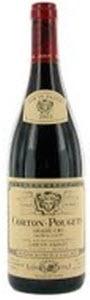 Corton Pougets   Jadot 2001 Bottle