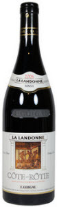 Cote Rotie   Guigal La Landonne 2006 Bottle