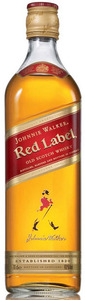 Johnnie Walker   Red Label Bottle