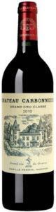 Château Carbonnieux 2009, Ac Pessac Léognan Bottle