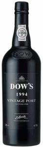 Dow's Vintage Port 1994, Doc Douro Bottle