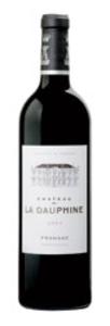 Château De La Dauphine 2001, Ac Fronsac Bottle
