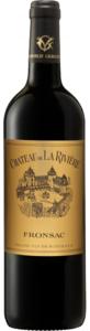 Fronsac   Chateau De La Riviere 2009 Bottle