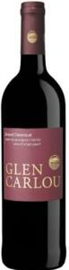 Glen Carlou Grand Classique Cabernet Sauvignon Merlot 2009, Paarl Bottle