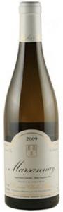 Marsannay Blanc   Charles Audoin 2009 Bottle