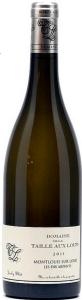 Montlouis Sur Loire   Taille Aux Loups Les Dix Arpents 2011 Bottle